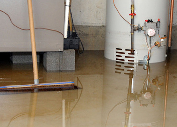 Flooded Basement Cleanup MA